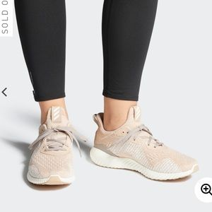 Adidas Alphabounce 1 Pink Sneakers